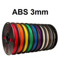 فیلامنت پرینتر سه بعدی - ABS 3mm