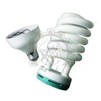 شیشه لامپ کم مصرف 65 وات HS - استاندارد