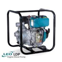 موتور پمپ دیزلی 2 اینچ لیو