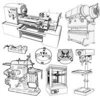 ماشین آلات و دستگاه ها