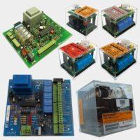 کنترلر های تجهیزات گرمایشی
