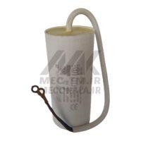 خازن 100 میکروفاراد روغنی - کابلی