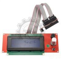 نمایشگر ( LCD ) پرینتر های سه بعدی RepRap Smart Controller