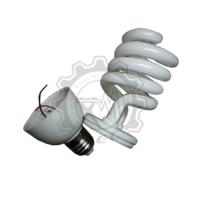 شیشه لامپ کم مصرف 40 وات HS - وارداتی