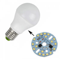 برد کامل لامپ 9 وات LED