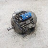 موتور 2 اسب 3000 دور تکفاز الکو استوک - کد 02