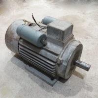 موتور 2 اسب 1440 دور تکفاز کد 21 - استوک