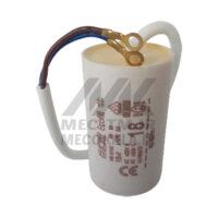خازن 18 میکروفاراد روغنی - کابلی