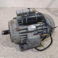 موتور 3 اسب 860 دور تکفاز الکو - کد 136