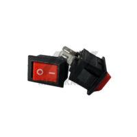 کلید راکر 2 پایه کوچک
