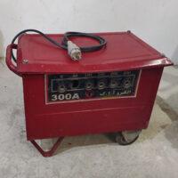 دستگاه ترانس جوش 300 آمپر - استوک